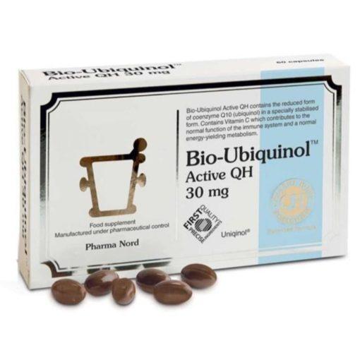 Pharma Nord Ubiquinol 30 Capsules