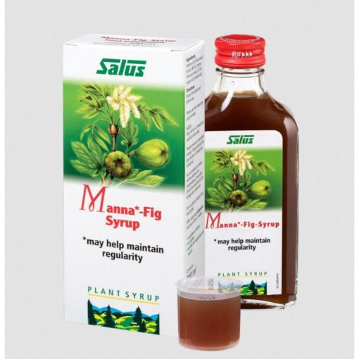 Salus Manna Fig Syrup