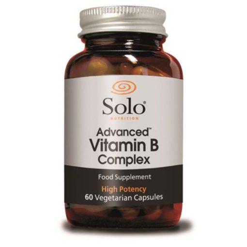 Solo Vitamin B Complex 60 Caps
