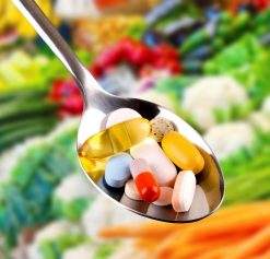 Vitamins & Mineral Supplements