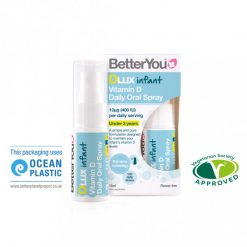 BetterYou DLux Infant Vitamin D Oral Spray