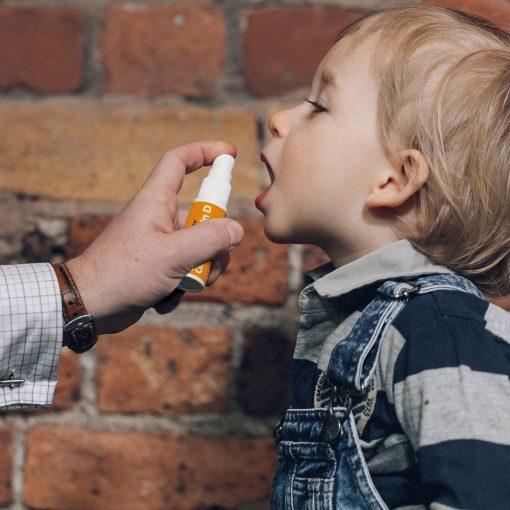 DLux Junior Vitamin D Oral Spray